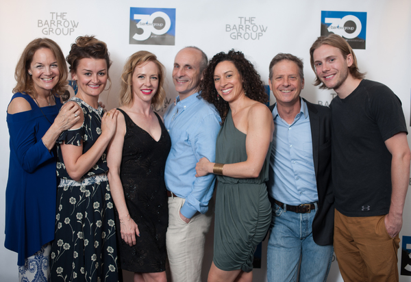 Lee Brock, Alison Wright, Amy Hargreaves, Seth Barrish, Tricia Alexandro, Martin Moran, Zach Booth