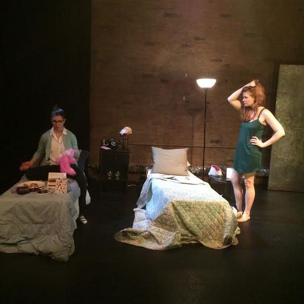 Photo Flash: Inside Look at Rehearsals of Austin Pendleton's LUDLOW FAIR