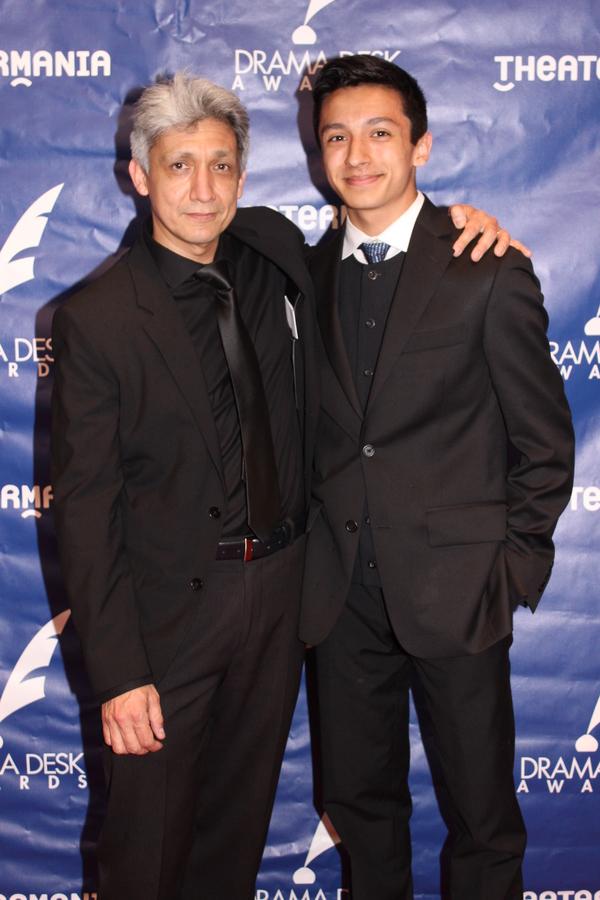 Riccardo Hernandez and Son