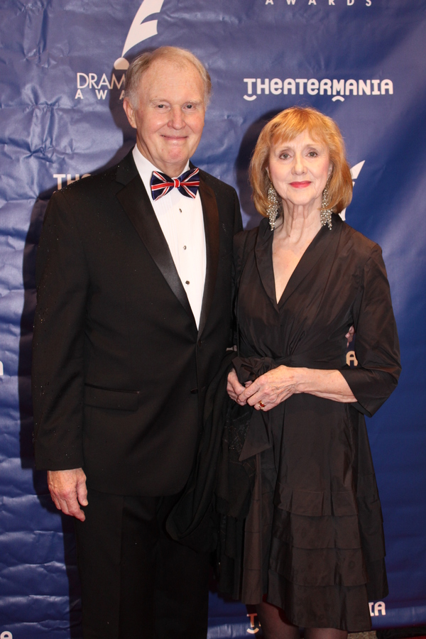Tim Pigott-Smith and wife Photo