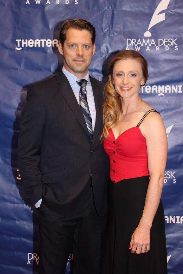 David Furr and wife