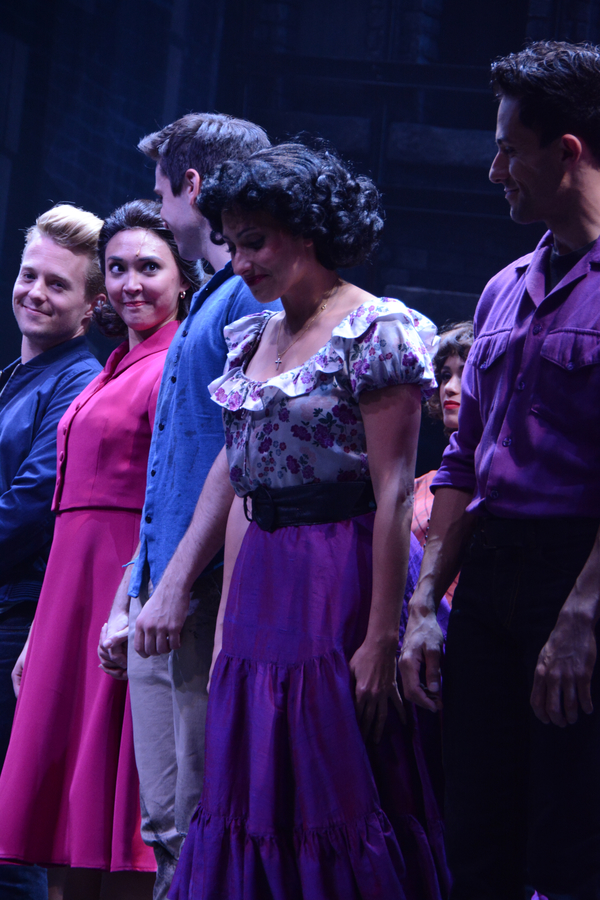 Mikey Winslow, Belinda Allyn, Matt Doyle, Natalie Cortez and German Alexander