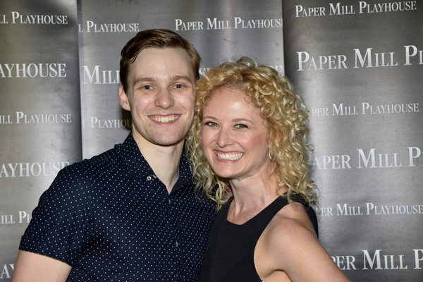 Photo Coverage: Paper Mill Playhouse Celebrates Opening Night of WEST SIDE STORY
