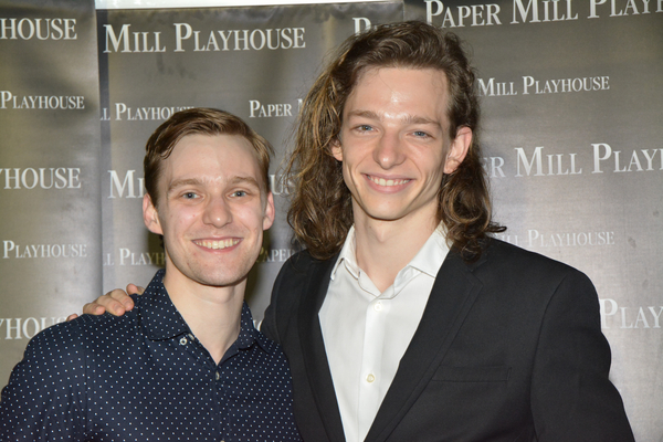 Brendon Stimson and Mike Faist
