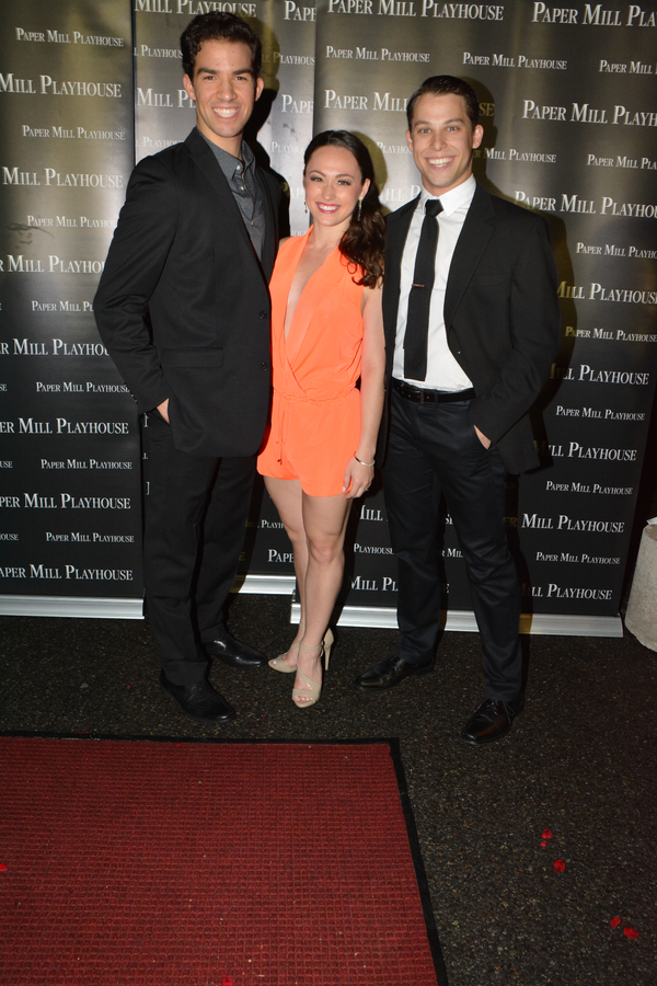 Philip Colgan, Brittany Conigatti and Jack Sippel Photo