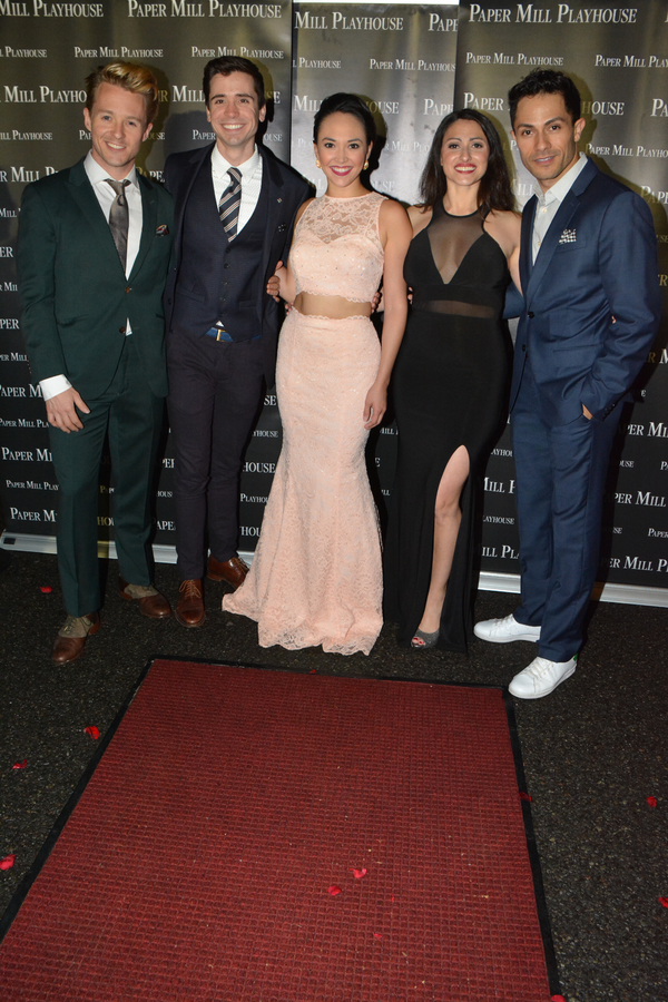 Mikey Winslow, Matt Doyle, Belinda Allyn, Natalie Cortez and German Alexander