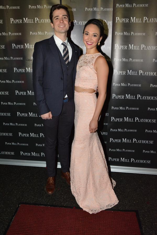 Matt Doyle and Belinda Allyn