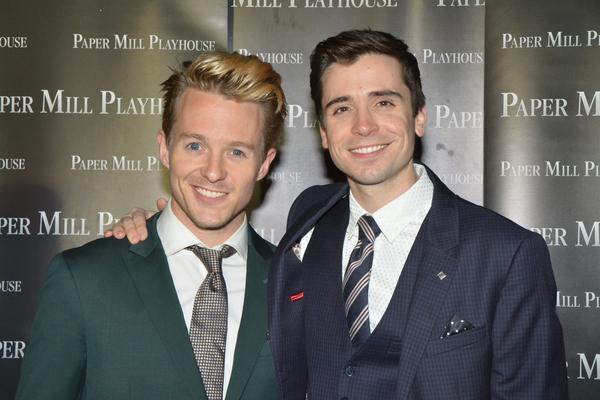 Mikey Winslow and Matt Doyle