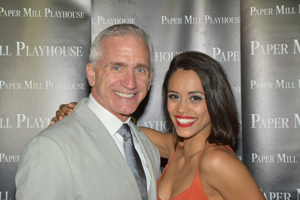 Mark S. Hoebee and Alexia Sky