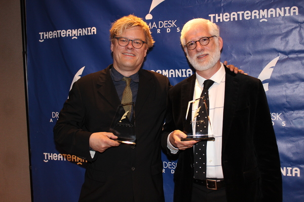 Fitz Patton and Dan Moses Schreier Photo