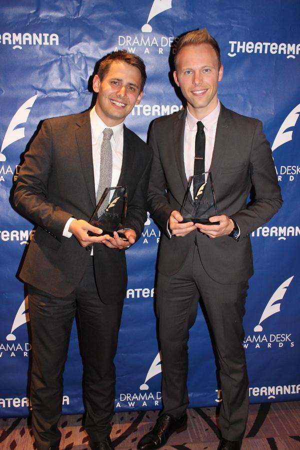 Benj Pasek and Justin Paul