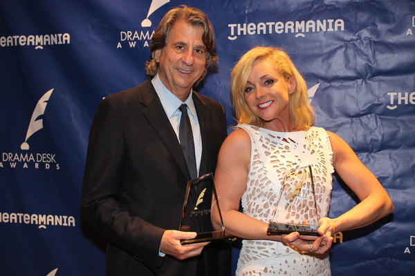 David Rockwell and Jane Krakowski
