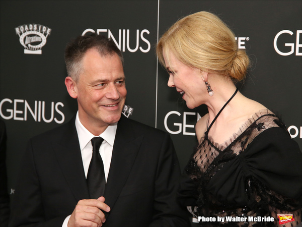 Nicole Kidman and Michael Grandage