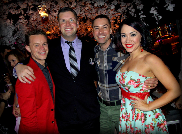 Photo Flash: THE MARVELOUS WONDERETTES Welcomes Diana DeGarmo to Cast!