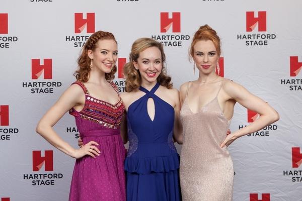 Samantha Sturm, Molly Rushing, Alida Michal Photo