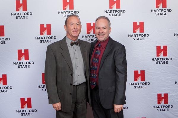 Trevor Hardwick, Stephen Flaherty