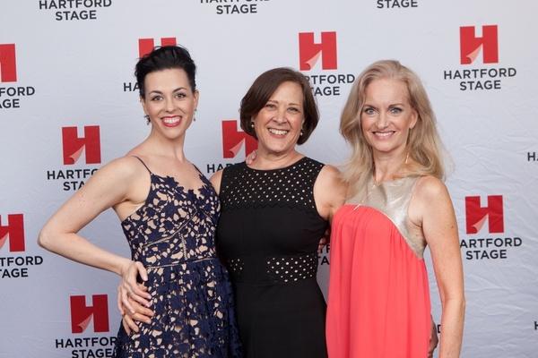 Lauren Blackman, Karen Ziemba, Janet Dickinson