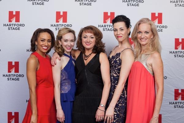 Shina Ann Morris, Molly Rushing, Caroline O''Connor, Lauren Blackman, Janet Dickinson Photo