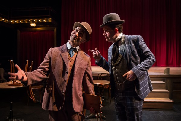 Photo Flash: THADDEUS AND SLOCUM: A VAUDEVILLE ADVENTURE at Lookingglass Theatre Company!
