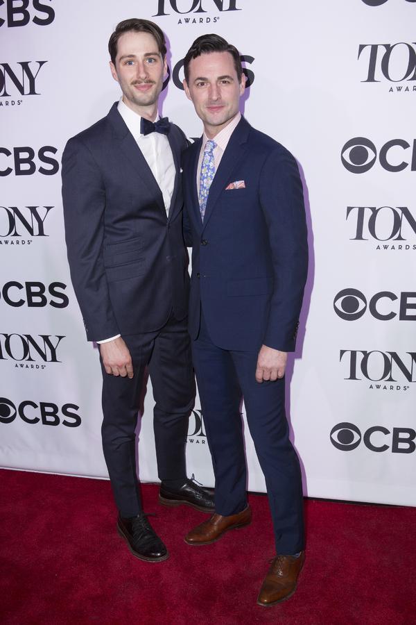 Photo Coverage: The 2016 Tony Nominees Celebrate One Last Time Before Sunday!