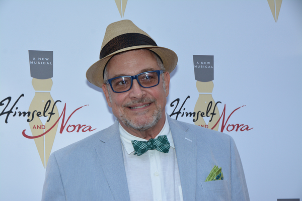 Photo Coverage: On the Red Carpet for Opening Night of HIMSELF AND NORA