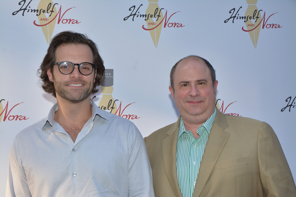Cole Burden and James Sampliner (Music Director)