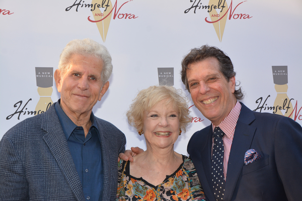Tony Roberts, Penny Fuller and Jonathan Brielle