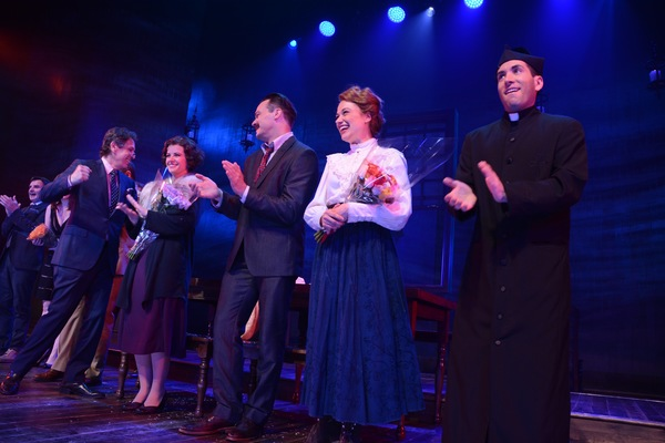 Photo Coverage: HIMSELF AND NORA Celebrates Opening Night!