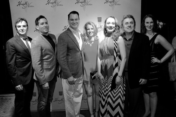 Gary Troy, Zachary Prince, Matt Bogart, Whitney Bashor, Lianne Marie Dobbs, Michael McCormick and Victoria Huston-Elem