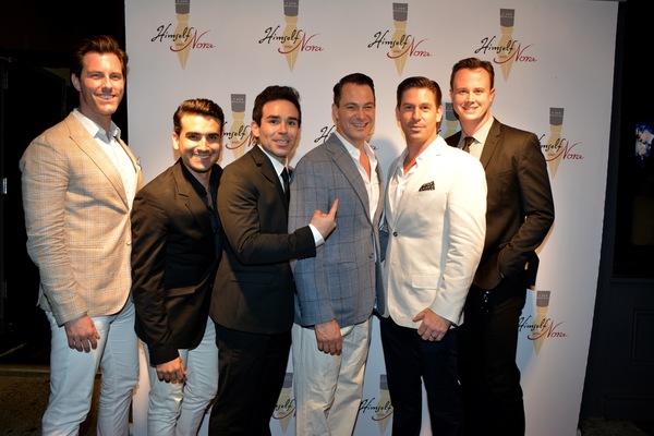 Michael Lomenda, Mauricio Perez, Dominic Scaglione Jr., Matt Bogart, Richard Blake and Quinn VanAntwerp