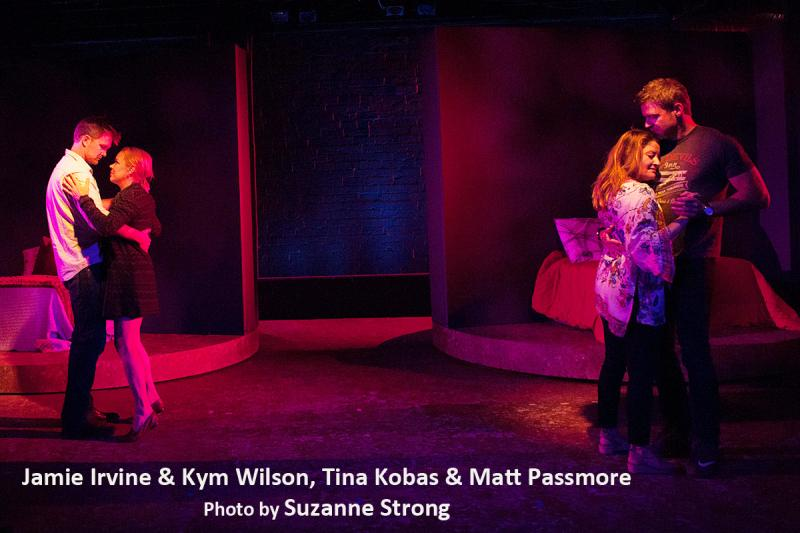 BWW Review: SPEAKING IN TONGUES- A Talented Cast Makes This Twisty-Turning Puzzle Most Easy to Swallow & Enjoy