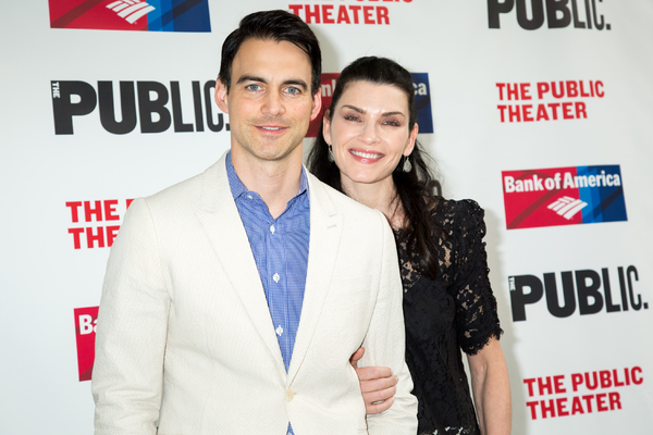 Keith Lieberthal, Julianna Margulies