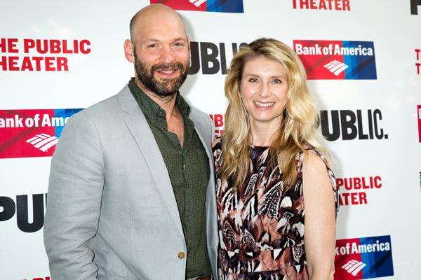 Corey Stoll, Nadia Bowers