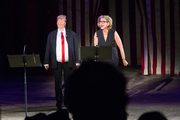 Photo Coverage: Meryl Streep, Christine Baranski, Kevin Kline & More Return to the Public for THE UNITED STATES OF SHAKESPEARE!