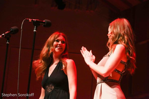 Nadia Quinn & Ahna O''Reilly Photo