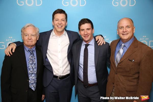 James Gleason, Sean Hayes, David Josefsberg and Peter Husmann