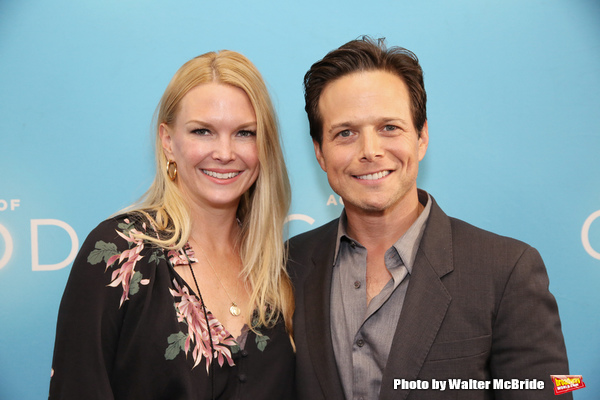 Kelly Limp and Scott Wolf