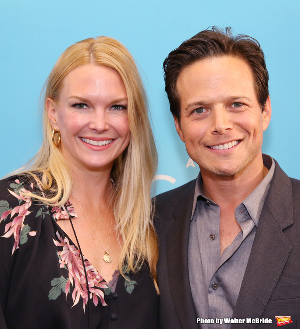 Kelley Limp and Scott Wolf  Photo