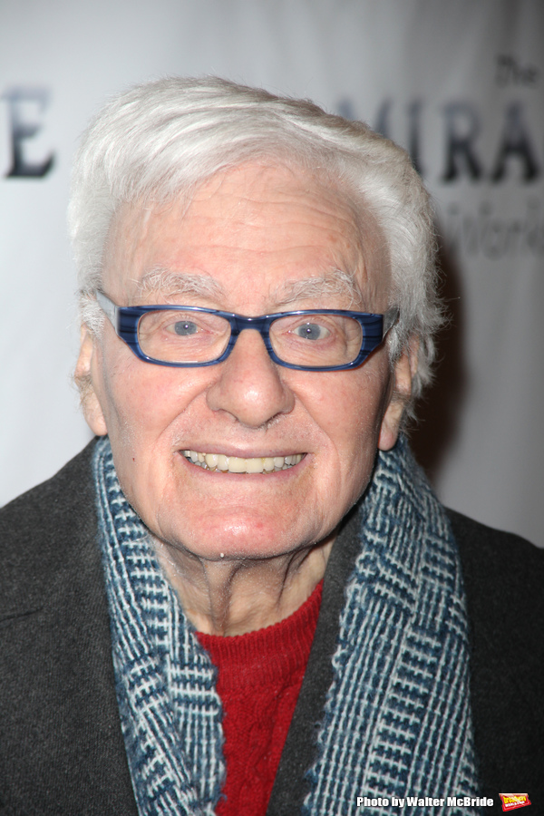 "Peter Shafferattending the Broadway Opening Night Performance of ""THE MIRACLE WORKER"" at Circle in the Square Theatre in New York City. March 3, 2010"