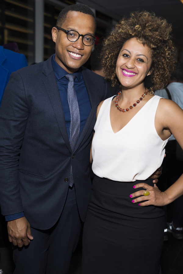 Longtime friends and collaborators, playwright Branden Jacobs-Jenkins and Lileana Blain-Cruz