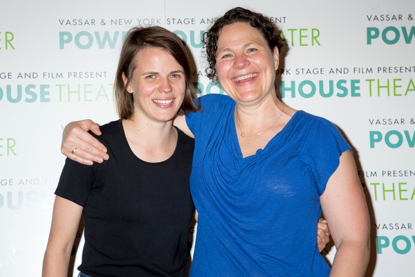 Sarah DeLappe, Lucy Thurber Photo