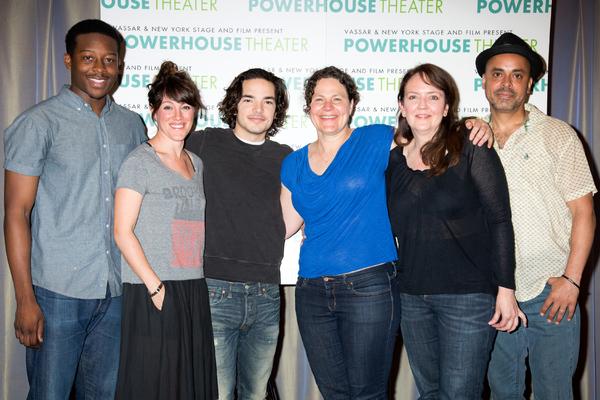 Brandon Michael Hull, Samantha Soule, Lucy Thurber, Jackson Gay, Howard Overshown Photo