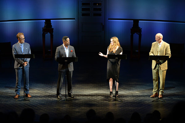 Mark Pinter, Blair Underwood, Kristen Connolly, Mike Sears
