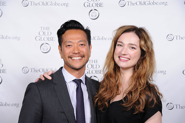 Louis Changchien, Kristen Connolly