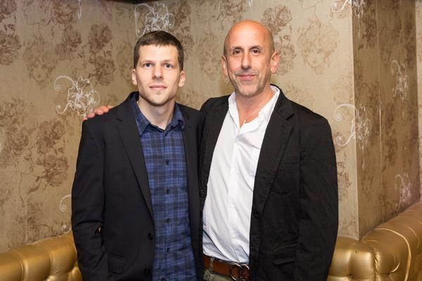 Photo Flash: Jesse Eisenberg's THE SPOILS Opens at Trafalgar Studios