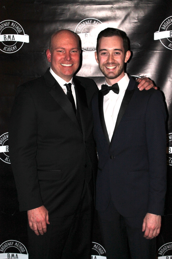 J. Scott Handley (Executive Director BMA) & Connor Deane