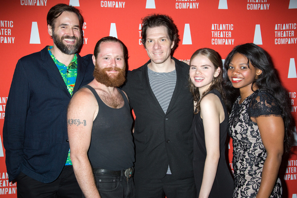 Connor Barrett, William Apps, Adam Rapp, Katherine Reis, Susan Heyward