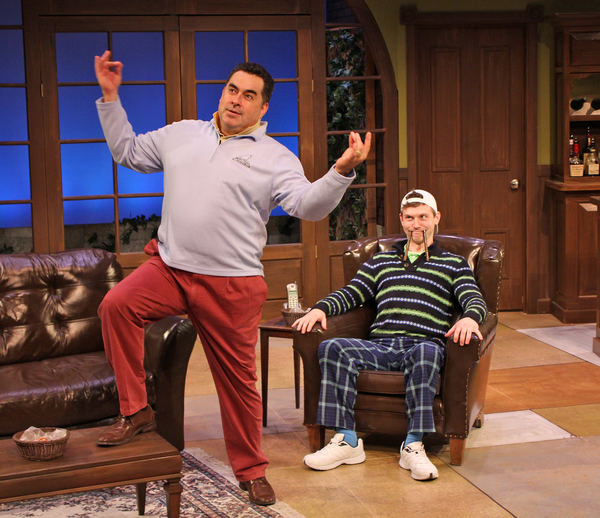 Photo Flash: First Look at Cortland Rep's THE FOX ON THE FAIRWAY