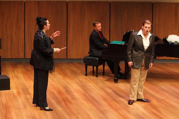 Mierka Girten, Sean Michael Flowers and Blake Friedman