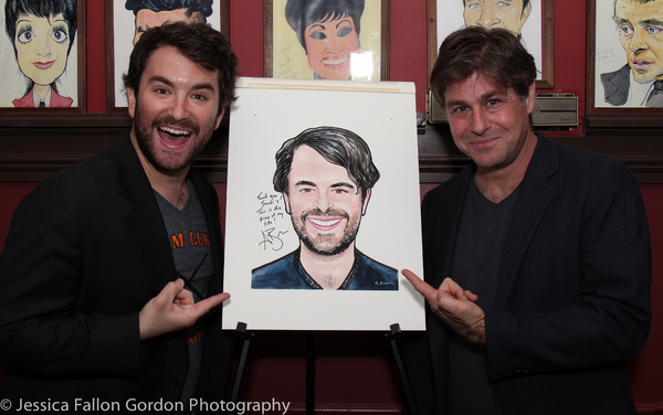 Alex Brightman and Glenn Slater